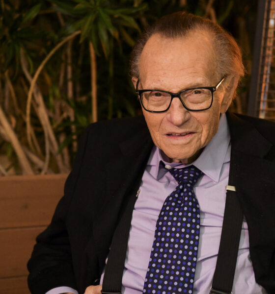 Larry King, a media giant for half a century, dies at 87