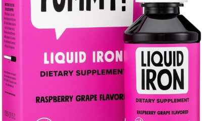 liquid iron supplement for women