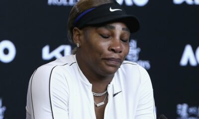 In the Australian Open SF, Osaka beats Williams