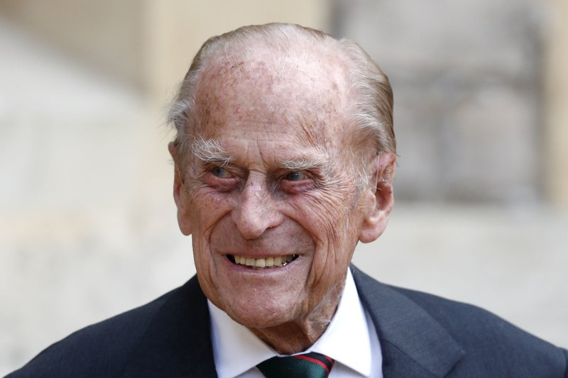 Prince Philip, the British queen's husband, was admitted to hospital.