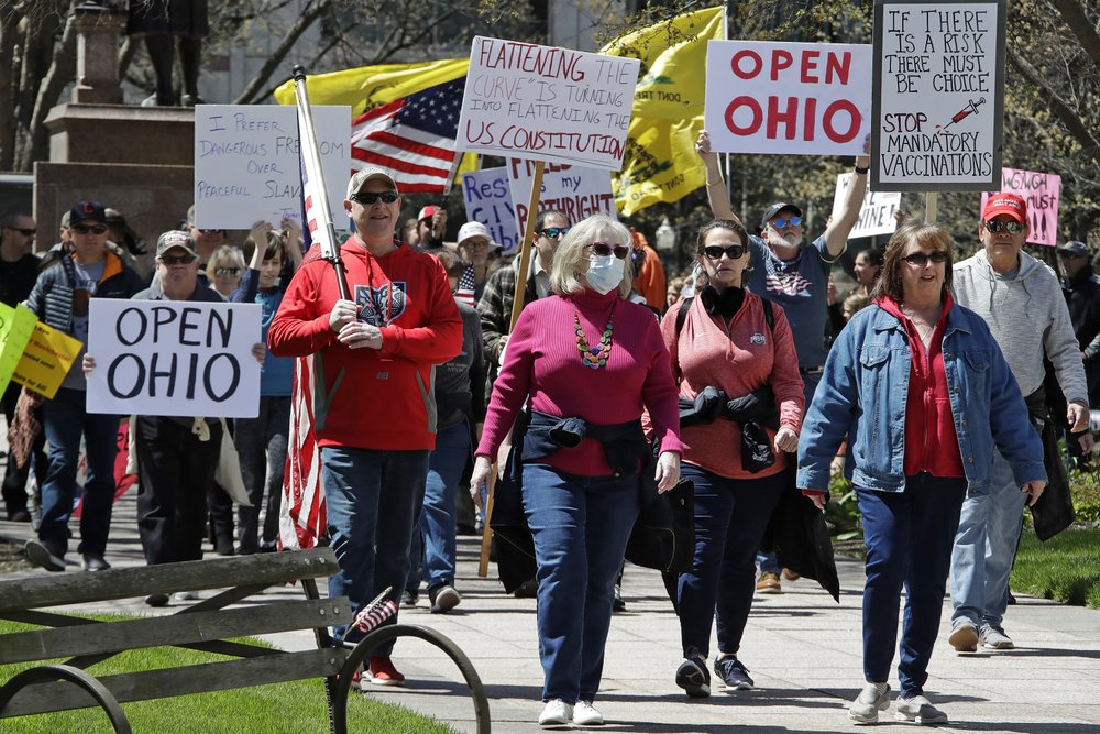 YouTube removes video from the Ohio commission, alleging misinformation