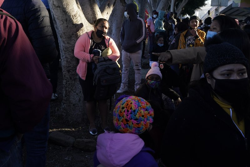 US unwinds Trump's policy of waiting in Mexico for asylum seekers