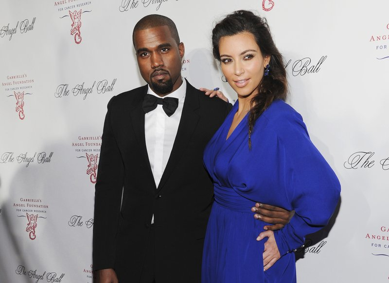 Kardashian Files to Divorce West