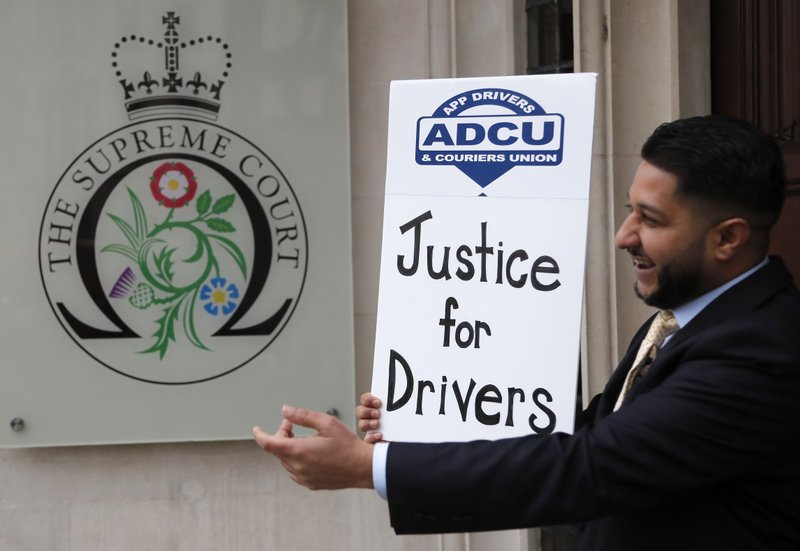 UK Top Court offers advantages to Uber drivers in landmark decision