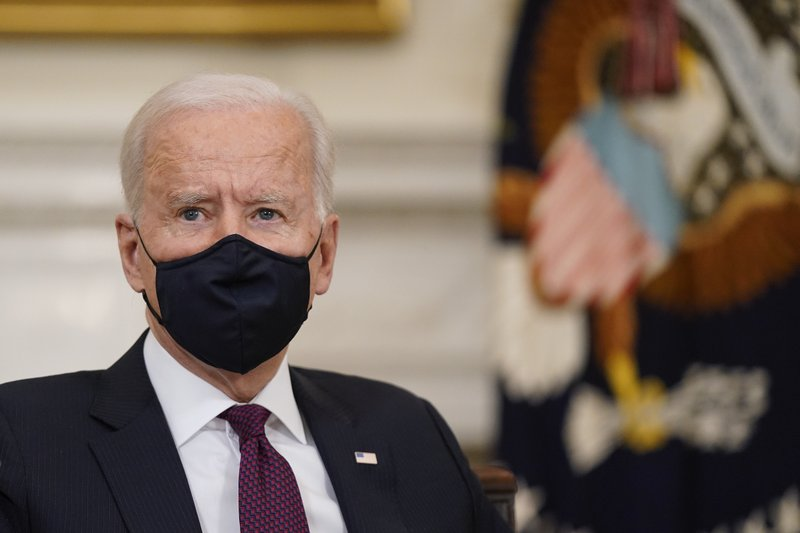 Holding hold of the daily message at the Biden White House