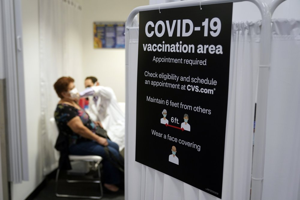 Americans who have been vaccinated against COVID-19 are still waiting for information.