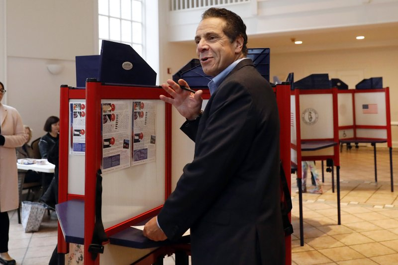 Cuomo is well-known in New York, but his scandals have brought him to the attention of the rest of the country.