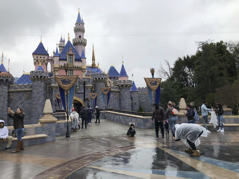 The state of California has approved the reopening of ballparks and Disneyland.