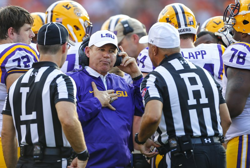 Following the LSU report, Kansas has put Miles on administrative leave.