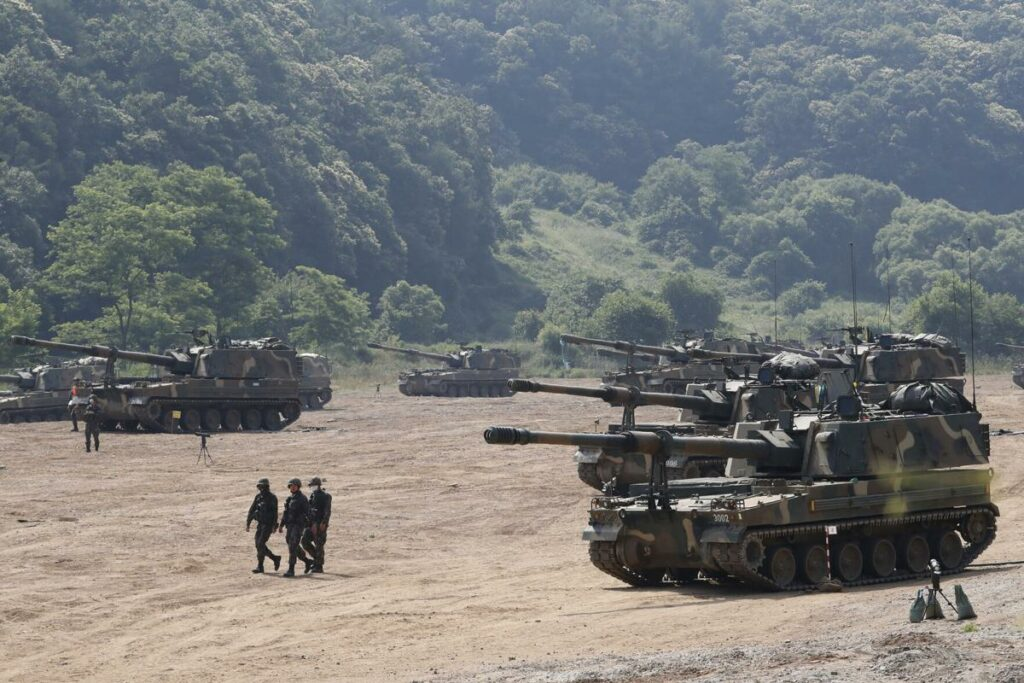 Drills in South Korea and the United States have been scaled back due to the outbreak, and North Korean diplomacy has been hampered.