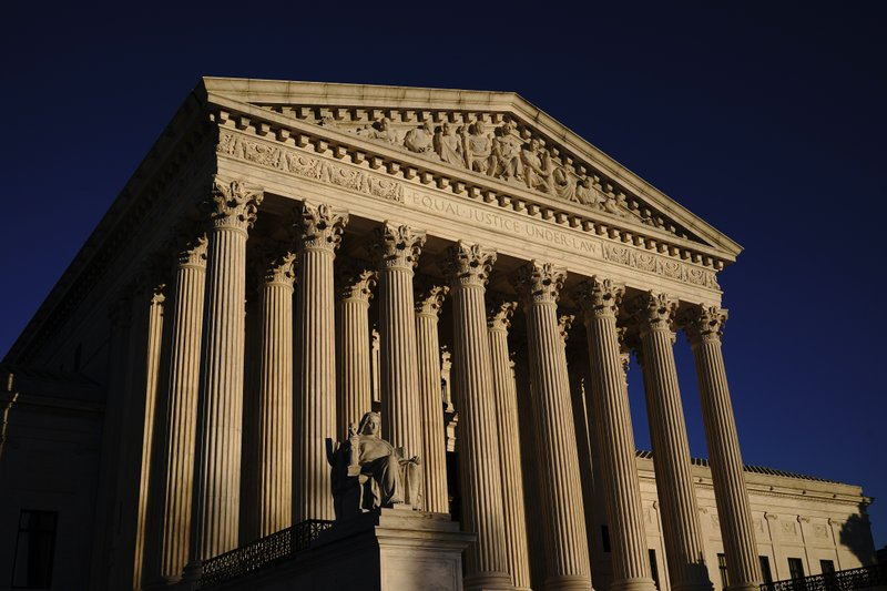 Biden is getting his first chance to make an impression on the federal judiciary.