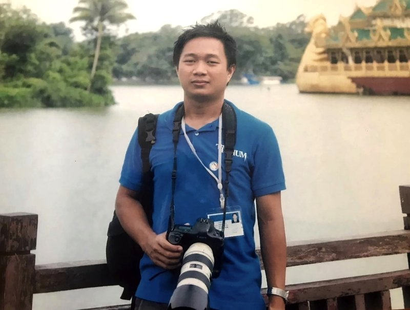 A coalition of journalists has called for the release of reporters in Myanmar.