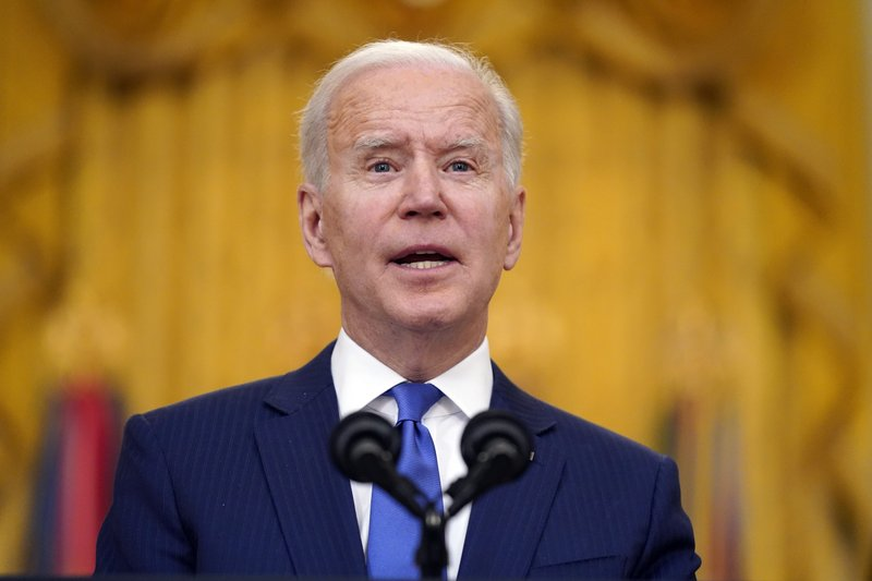First 50 days of Biden's presidency: Where he stands on main promises