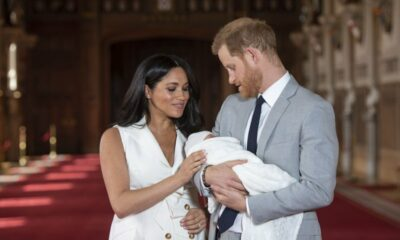 What's the deal with Harry and Meghan's son not becoming a prince?