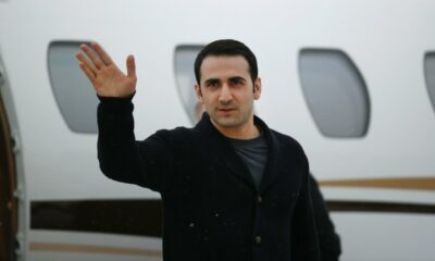 Ex-Marine battles spying charges after being detained in Iran.