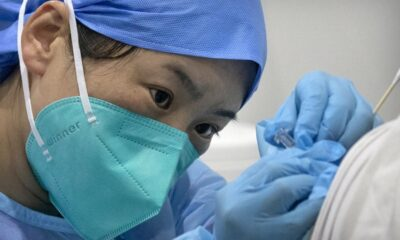 China has issued emergency approval to a fourth COVID-19 vaccine.