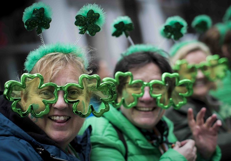 For the second year in a row, St. Patrick's Day will be mostly virtual in New York City.