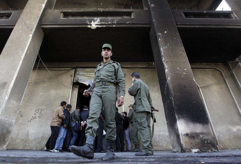 The birthplace of the rebellion in war-torn Syria seethes ten years later.