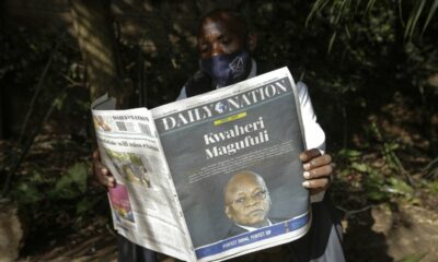 Some people are saddened by the death of Tanzanian President John Magufuli, while others are furious.
