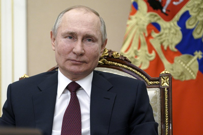 Putin's offer of a phone call with Biden was made to save links, according to the Kremlin.