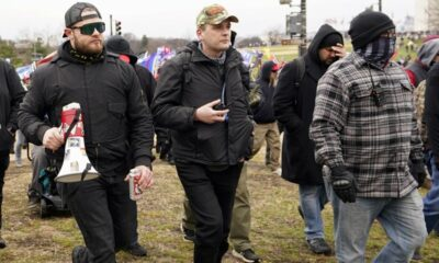 In a plot to invade the Capitol, four men connected to the Proud Boys have been convicted.