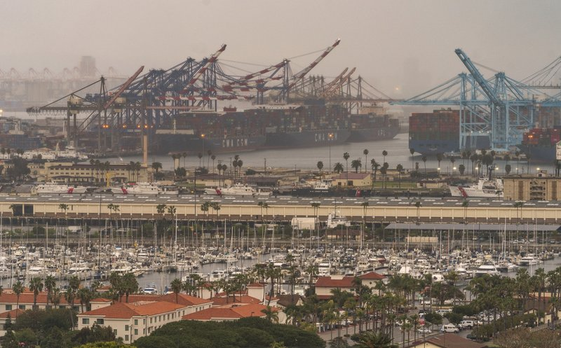 Ships are stranded, and companies are stymied due to supply bottlenecks.