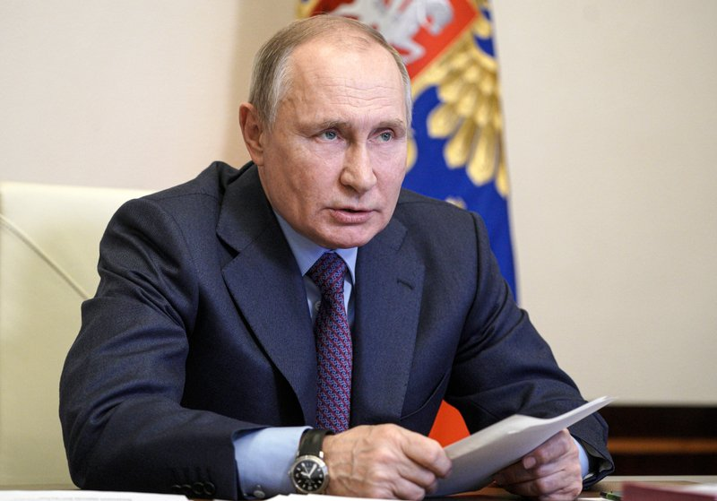 Putin will be vaccinated against the coronavirus on Tuesday in Russia.