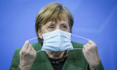 As the number of cases rises, Germany extends the virus lockout until mid-April.