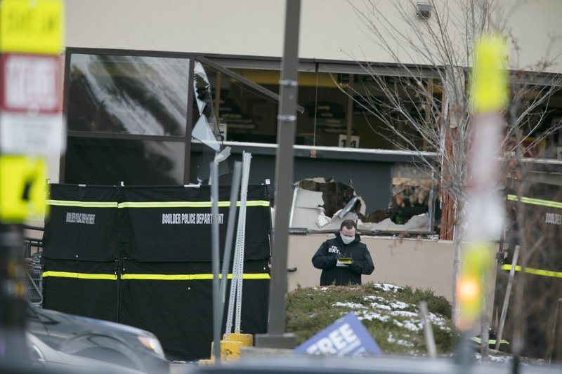 After ten people were killed in Colorado, the state has been the new victim of a mass shooting.