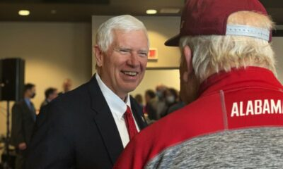 Republican firebrand Rep. Mo Brooks is running for Senate in Alabama.