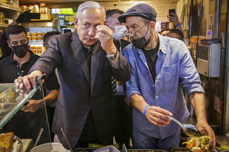 Israel goes to the polls on Tuesday, and Netanyahu's fate hangs in the balance.