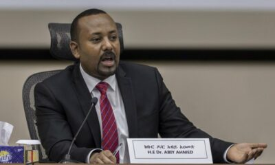 According to Ethiopia's chief, massacres were committed during the Tigray war.