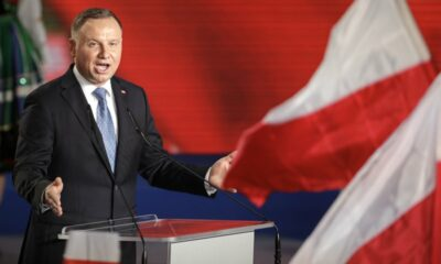 "For calling President a ""moron,"" a Polish writer faces jail."