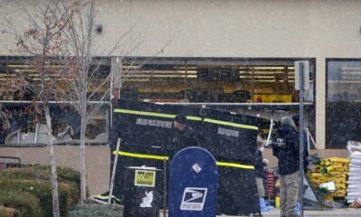 Suspect in Colorado shooting has a history of anger and delusions.