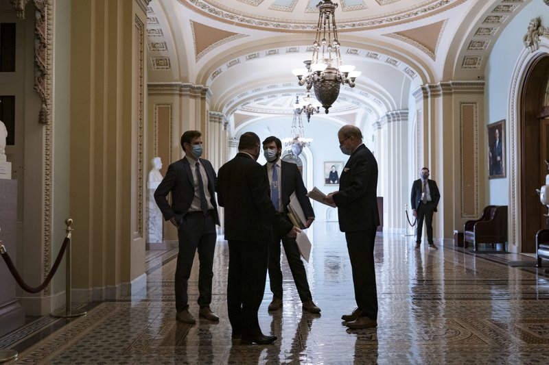 Senate Democrats reach agreement on jobless benefits, and a relief bill is on the way.
