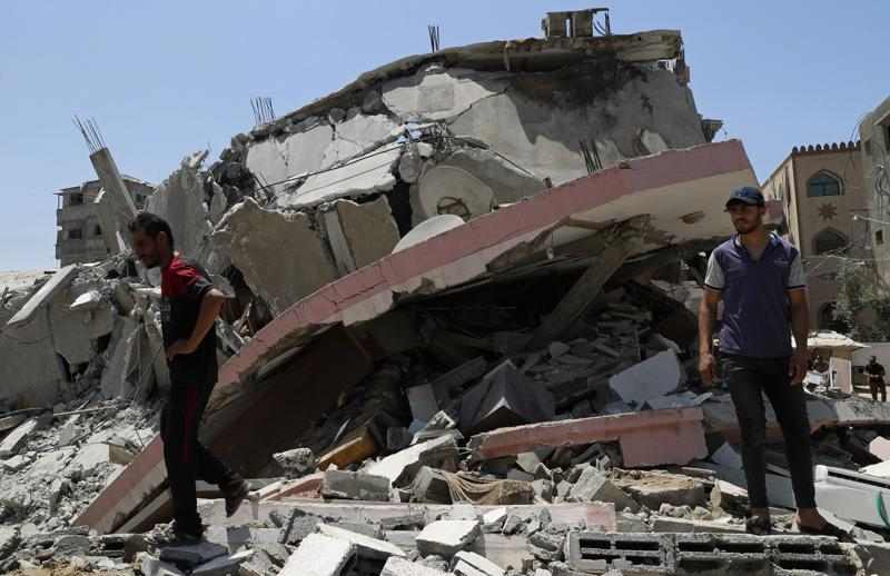 Escalating Violence in the Middle East bears the Hallmarks of the 2014 Gaza war