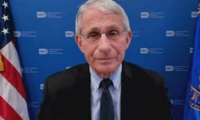 Dr. Fauci says masks will be forever