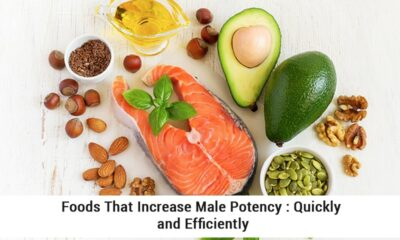 Foods That Increase Male Potency