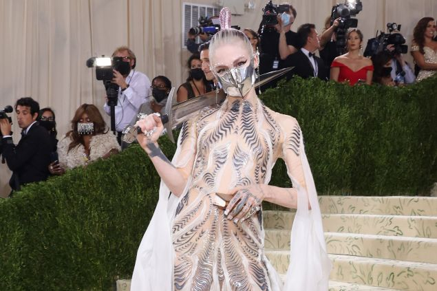 1631702817 157 The Met Gala Featured Several Chaotic References to Fine Art
