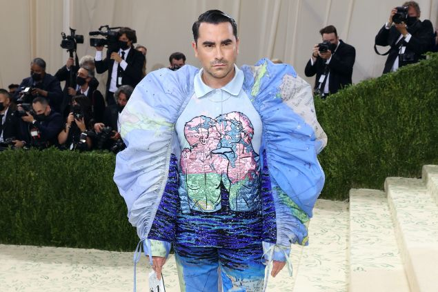 1631702817 824 The Met Gala Featured Several Chaotic References to Fine Art