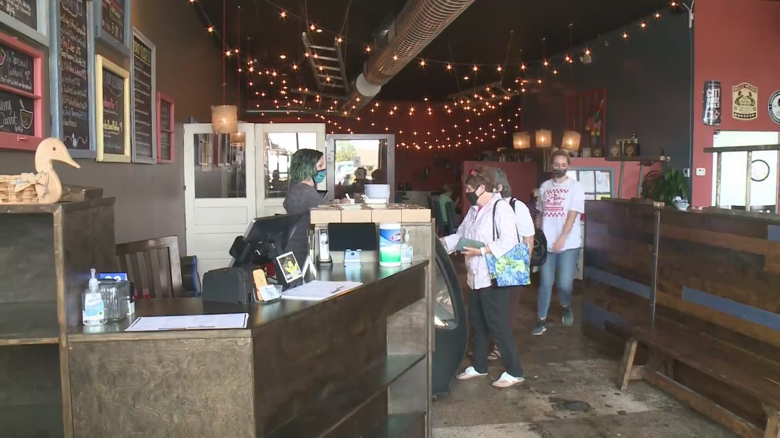 'We were fully packed,' Hell's Kitchen fans visit Maplewood restaurant for season 20 finale