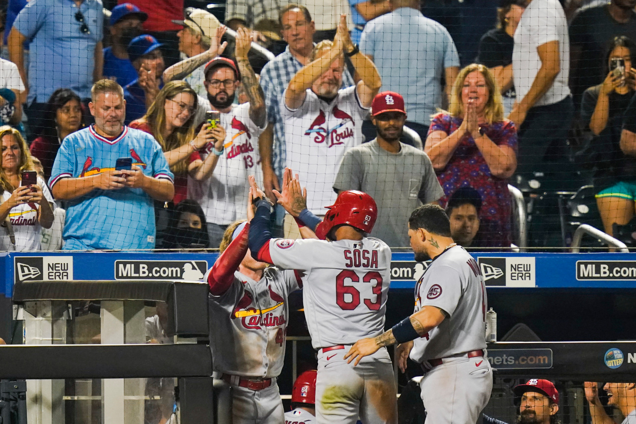 St. Louis in sole possession of second NL Wild Card after win vs. Mets