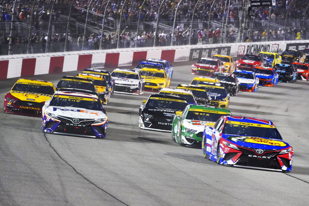 NASCAR Cup Series coming to World Wide Technology Raceway in 2022