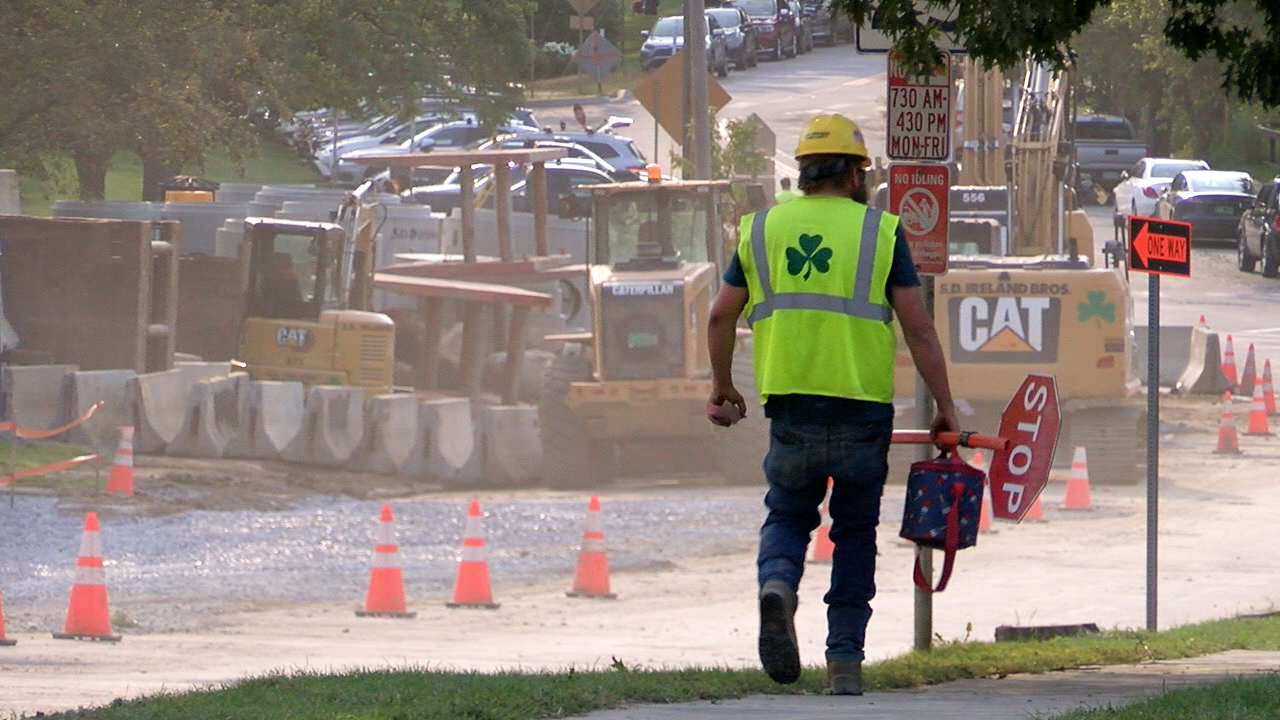 Shelburne Street roundabout project will require underground blasting, residents told