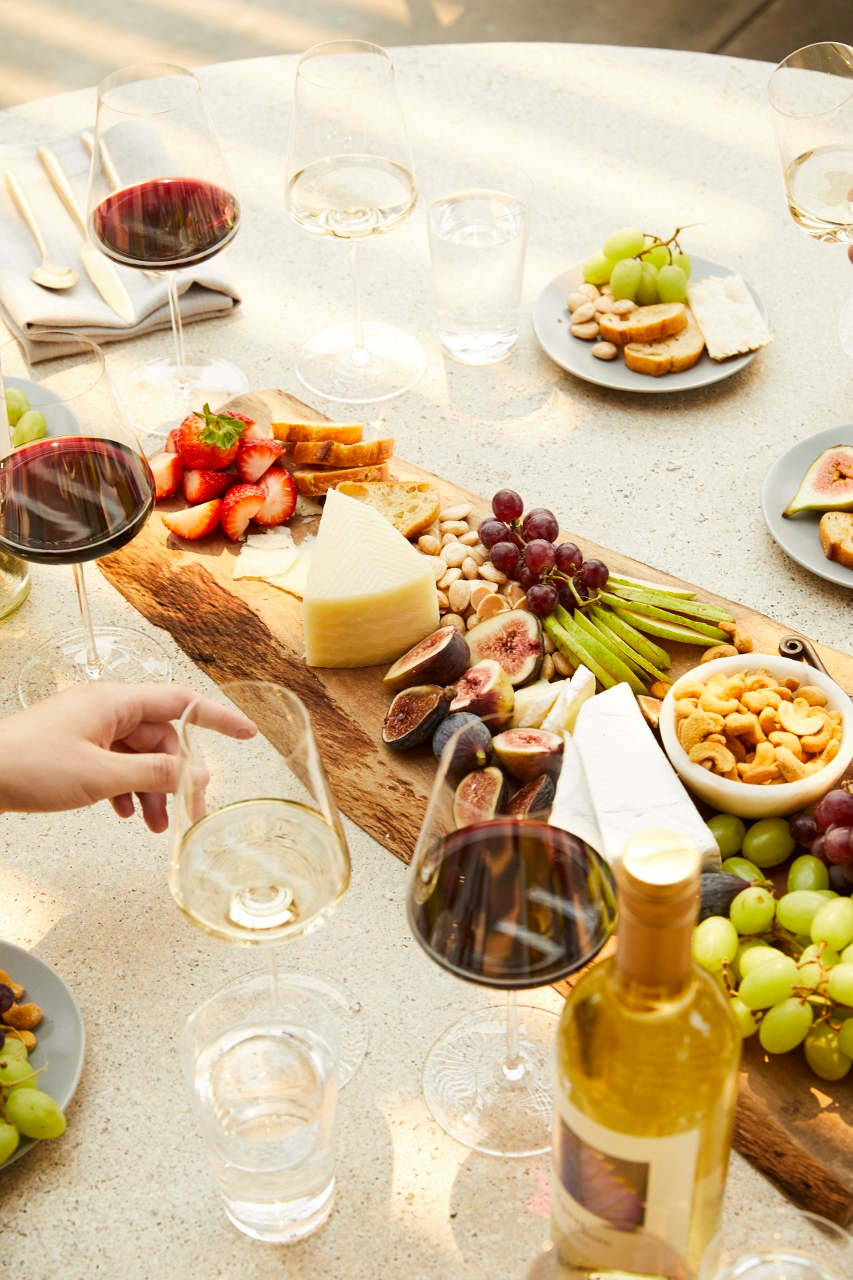 White after Labor Day? Absolutely, if it's a crisp, smooth wine