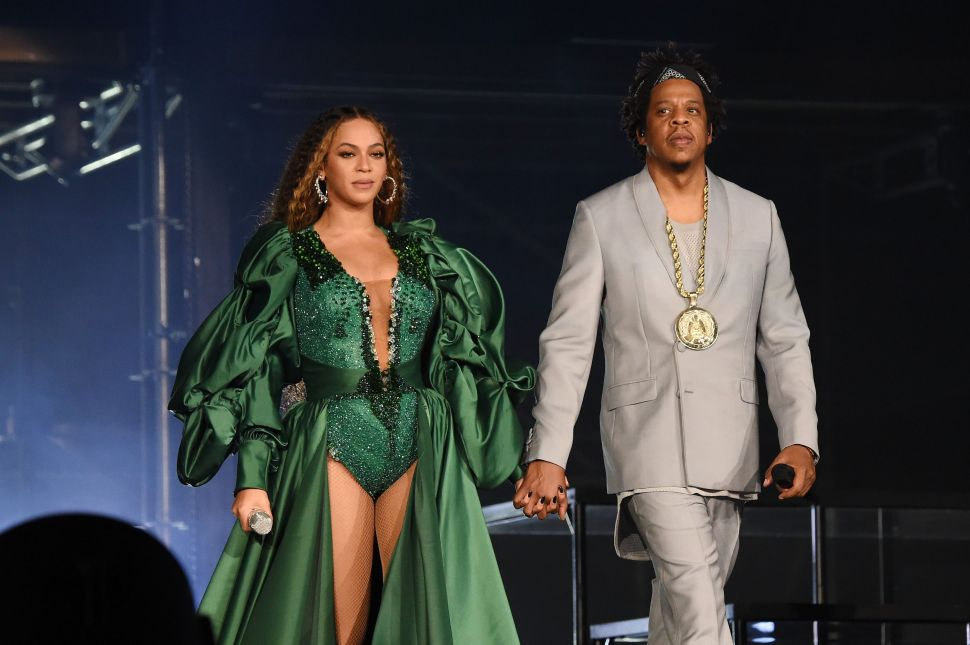 Beyoncé and Jay-Z Are on the Most Glamorous $4 Million-a-Week Yacht Vacation