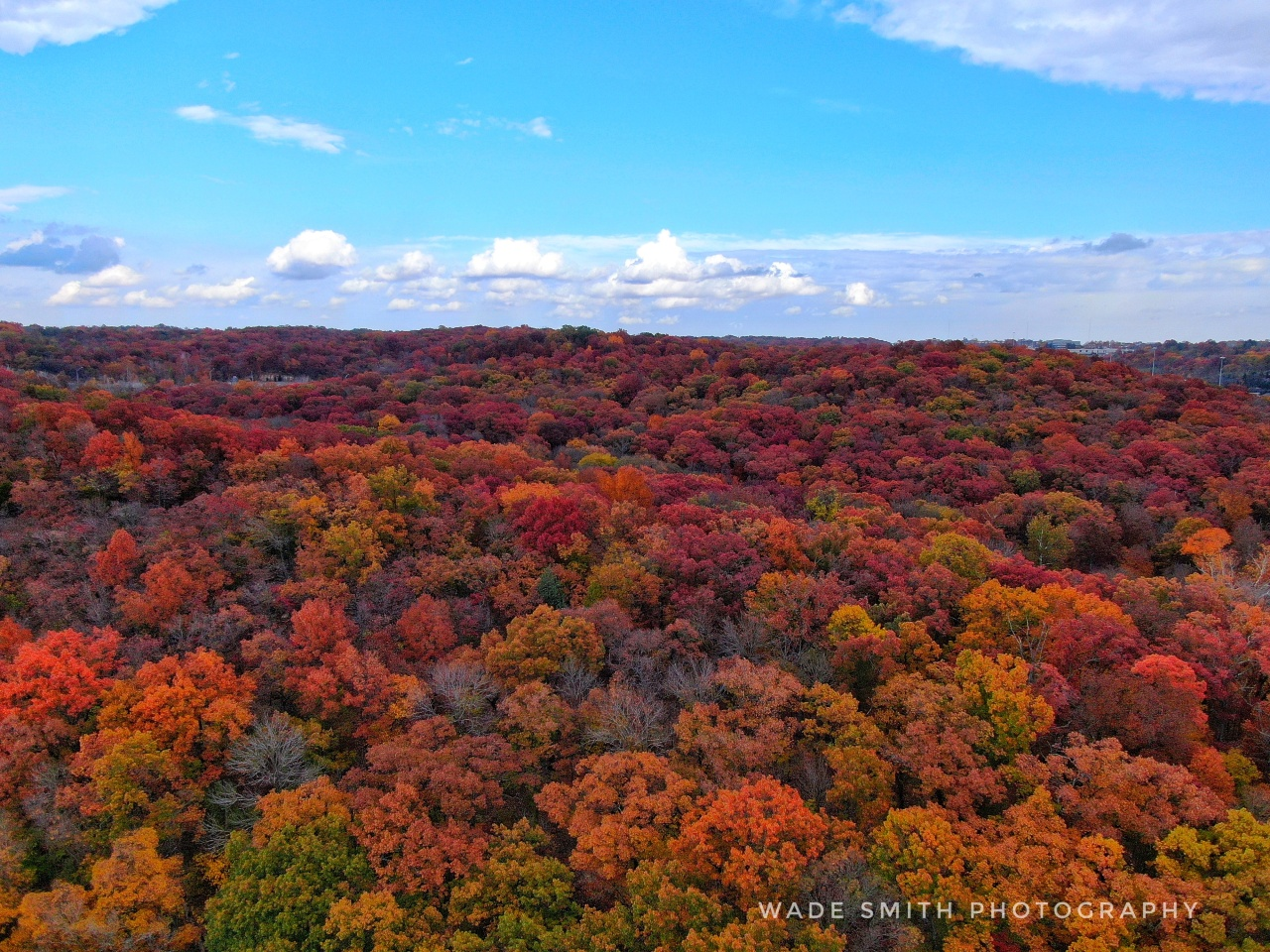 Best places to see fall foliage in Missouri