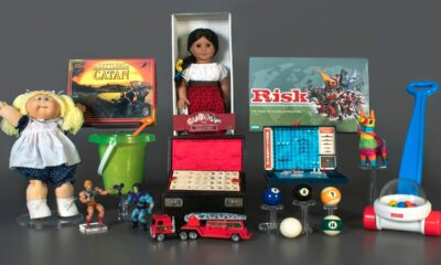 See this year's finalists for the National Toy Hall of Fame