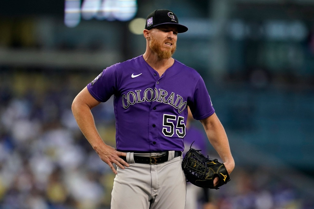 Rockies Mailbag: Why doesn't Colorado starter Jon Gray pitch deeper into games?