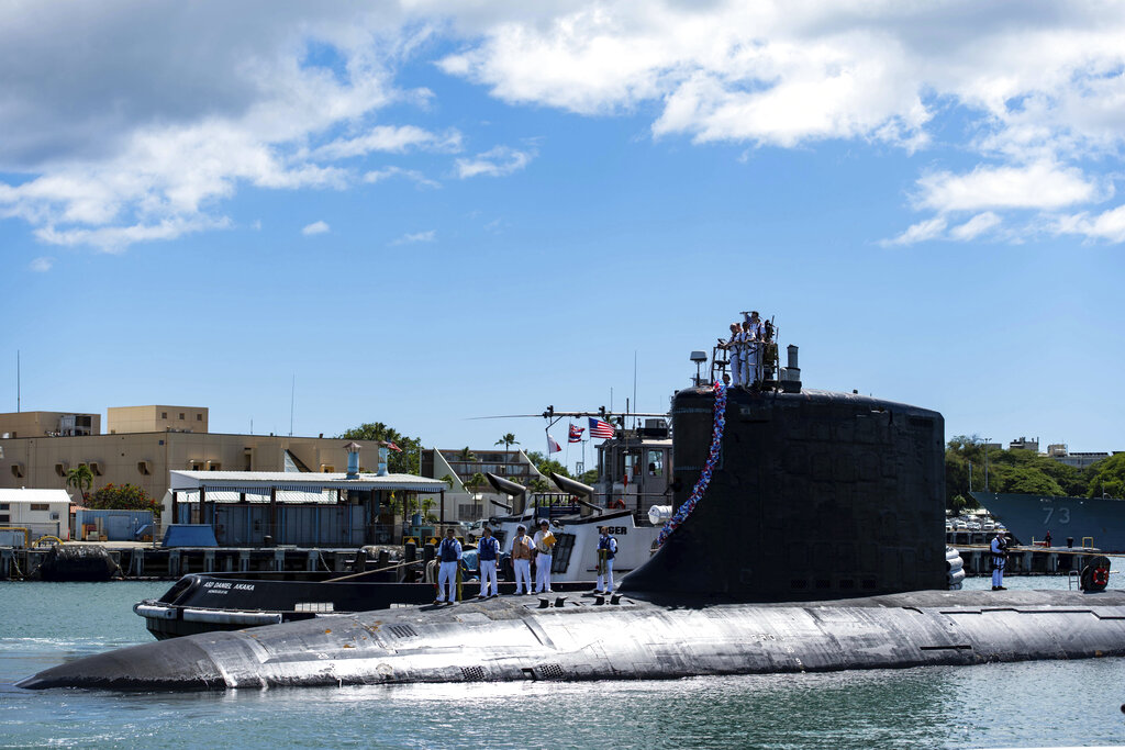 US will share nuclear submarine technology with Australia in new defense partnership